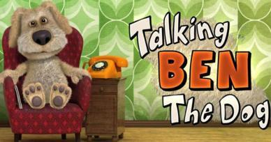 Games Like Talking Ben the Dog