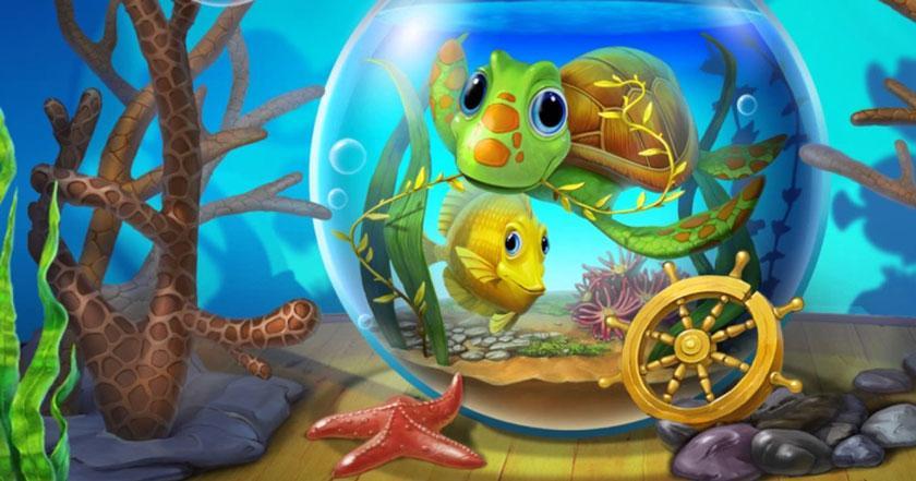 Games Like Fishdom 2