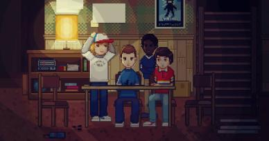 Games Like Stranger Things: The Game