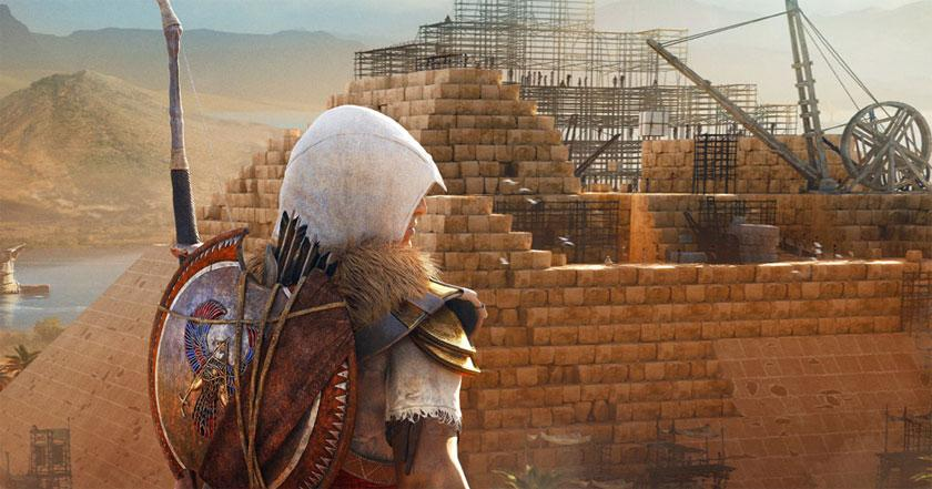 Games Like Assassin's Creed Origins
