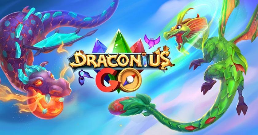 Games Like Draconius GO