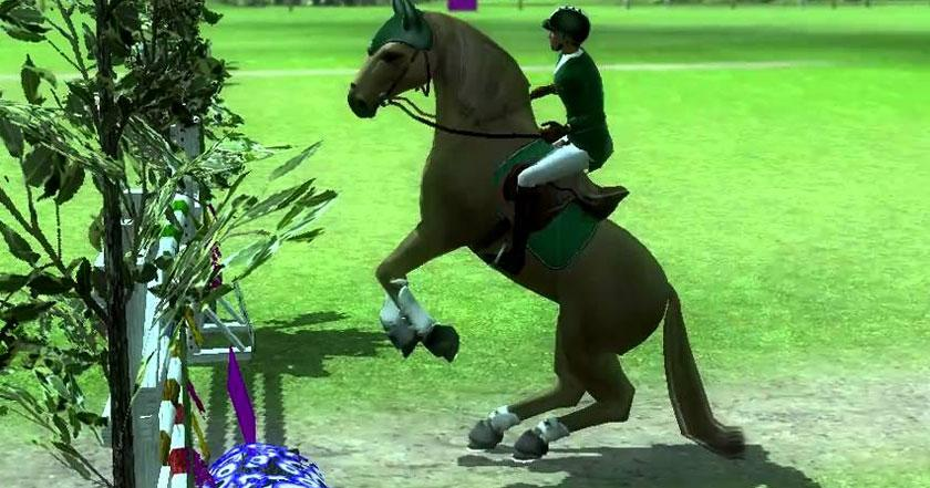 Games Like Ride! Equestrian Simulation