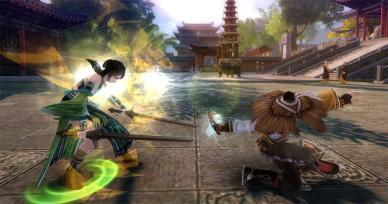 Games Like Age of Wushu