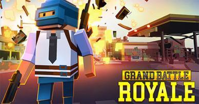 Juegos Como Grand Battle Royale
