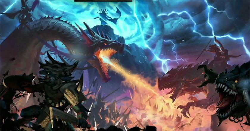 Games Like Total War: Warhammer II