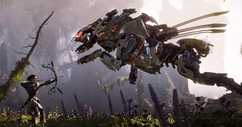 Games Like Horizon Zero Dawn