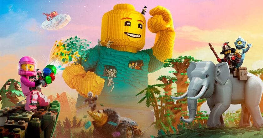 Games Like LEGO Worlds