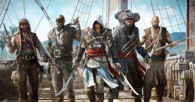 Games Like Assassin's Creed Pirates