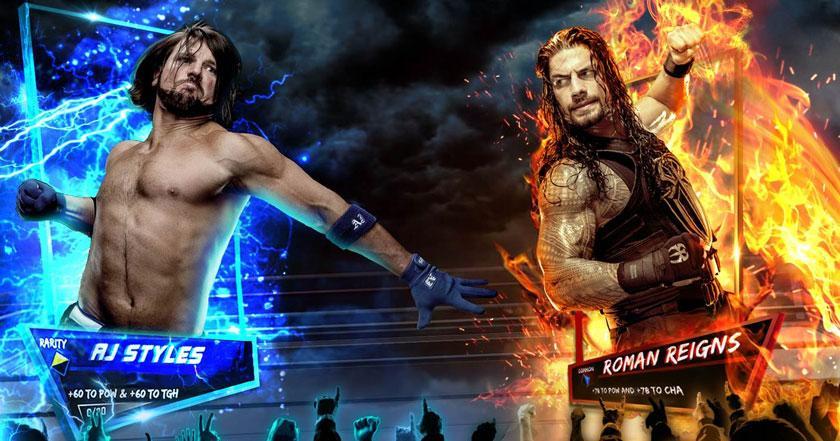 Games Like WWE SuperCard