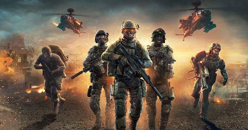 Games Like Soldiers Inc