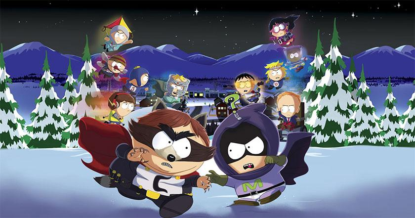 Games Like South Park: The Fractured But Whole