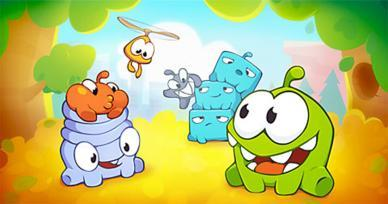 Juegos Como Cut the Rope
