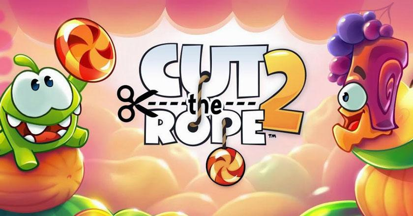 Games Like Cut the Rope 2