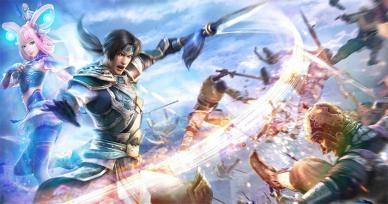 Juegos Como Dynasty Warriors: Godseekers