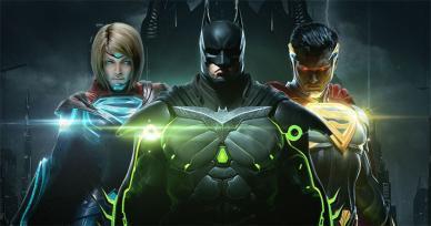 Jogos Como Injustice 2