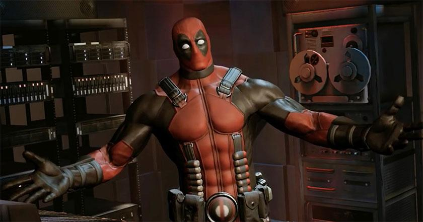 Games Like Deadpool