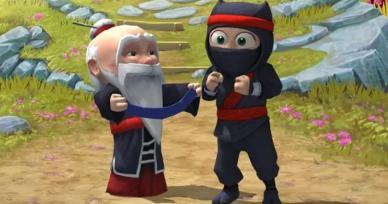 Games Like Clumsy Ninja