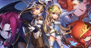Games Like MapleStory Blitz