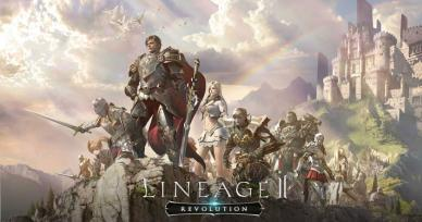 Games Like Lineage II: Revolution