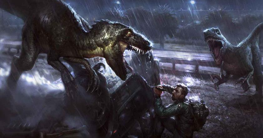Games Like Jurassic Survival