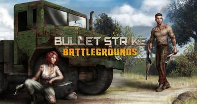 Games Like Bullet Strike: Battlegrounds