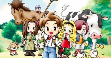 Games Like Harvest Moon: Light of Hope