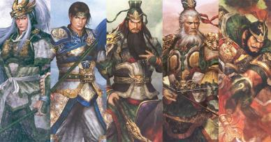 Games Like Dynasty Warriors 5