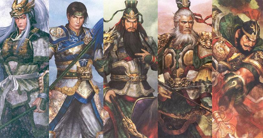 Games Like Dynasty Warriors 5