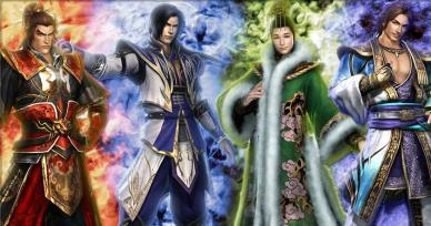 Games Like Dynasty Warriors 7