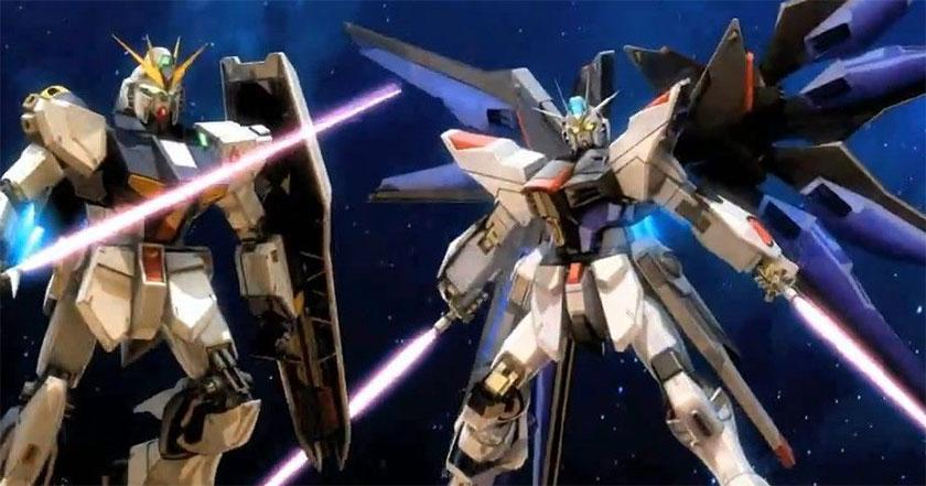 Games Like Dynasty Warriors: Gundam