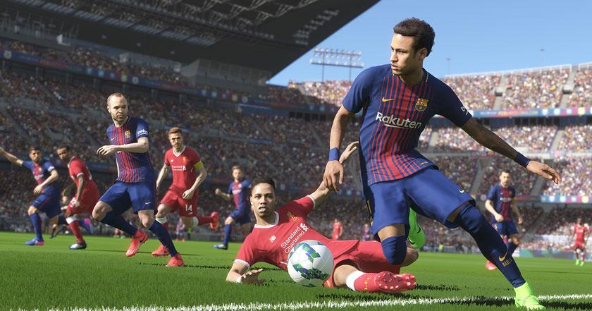 Games Like PES 2018 Pro Evolution Soccer