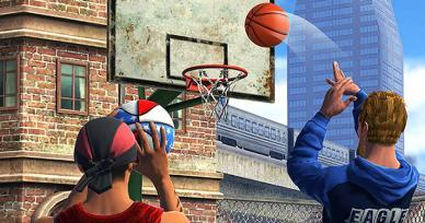 Games Like Basketball Stars