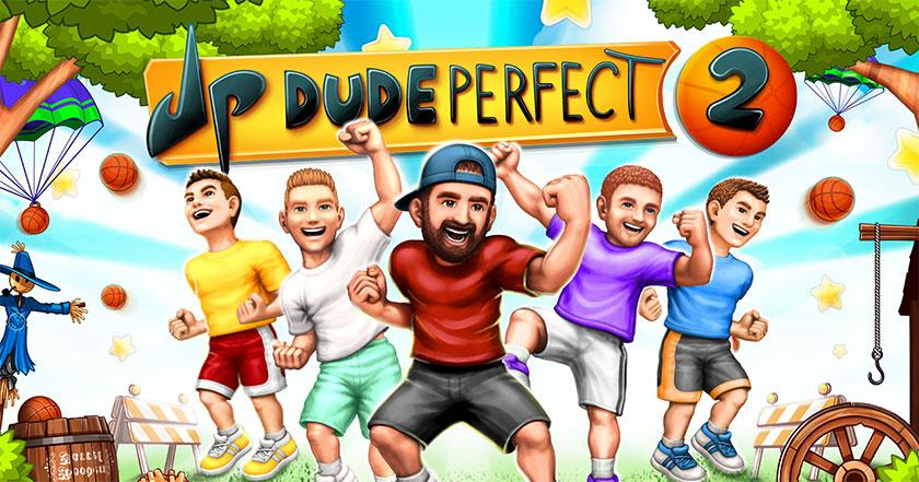 Games Like Dude Perfect 2
