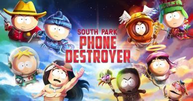 Games Like South Park: Phone Destroyer