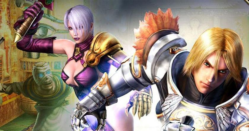 Games Like Soulcalibur Legends