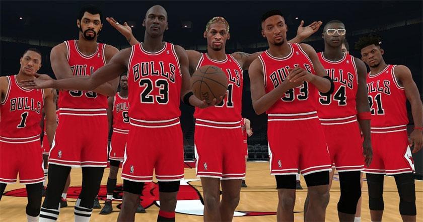 Games Like NBA 2K18