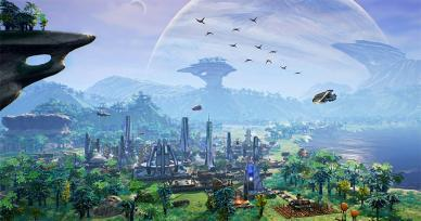 Games Like Aven Colony