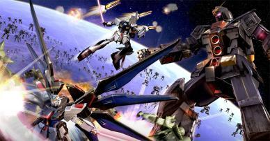 Games Like Dynasty Warriors: Gundam 2