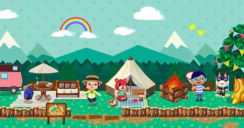 Jogos Como Animal Crossing: Pocket Camp