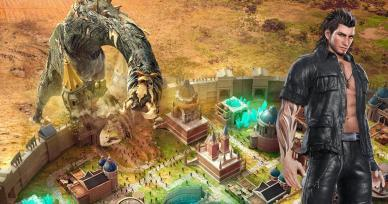 Juegos Como Final Fantasy XV: A New Empire