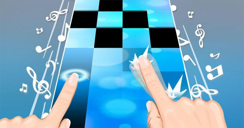 Games Like Piano Tiles 2