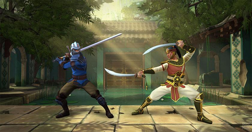 Games Like Shadow Fight 3