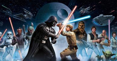 Games Like Star Wars: Galaxy of Heroes