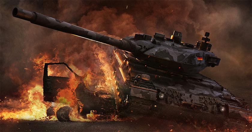 Games Like Armored Warfare