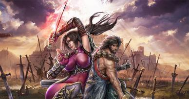 Juegos Como Soulcalibur: Lost Swords