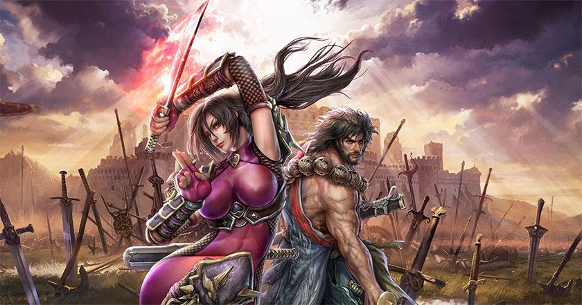 Games Like Soulcalibur: Lost Swords