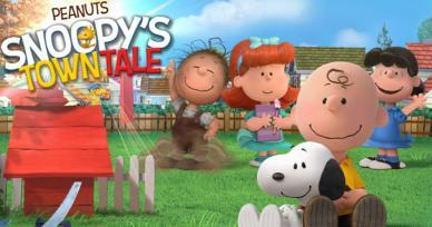 Games Like Peanuts: Snoopy's Town Tale