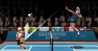 Games Like Badminton League