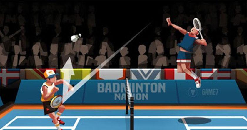 Games Like Badminton League