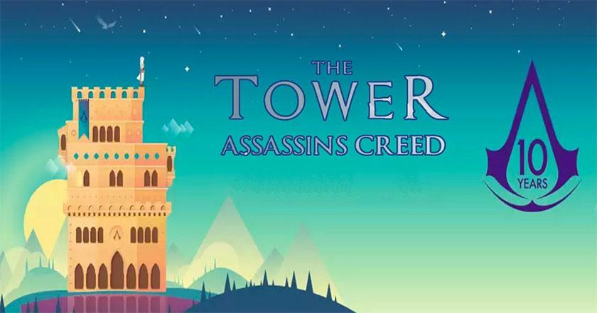 Games Like The Tower Assassin's Creed